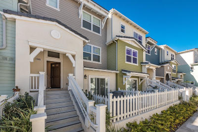 Oxnard Condo/Townhouse For Sale: 3665 Islander Walk