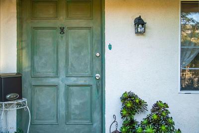 Ventura Single Family Home Active Under Contract: 2020 Poli Street