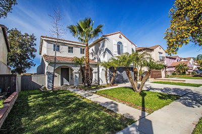 Oxnard Single Family Home For Sale: 759 Festivo Street