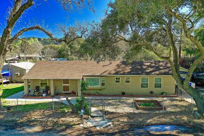 Ventura Single Family Home Active Under Contract: 10464 Santa Ana Road