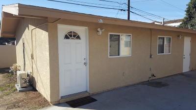 Oxnard Rental For Rent: 517 S G Street