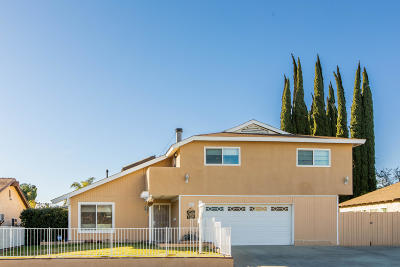Simi Valley Single Family Home Active Under Contract: 2005 Belgrave Court
