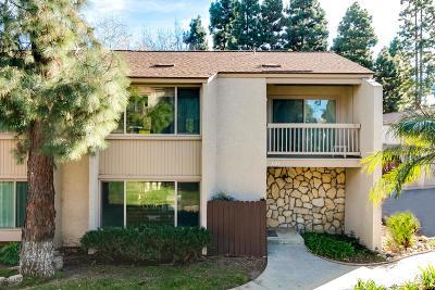 Ventura Condo/Townhouse Active Under Contract: 1145 Badger Circle