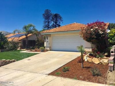 Ventura Single Family Home For Sale: 105 Los Cabos Lane