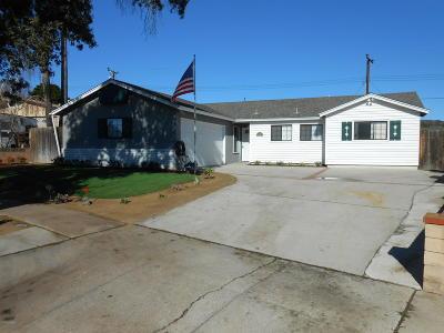 Ventura Single Family Home Active Under Contract: 438 Plumas Avenue