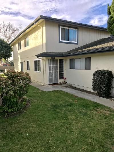 Ventura Condo/Townhouse Active Under Contract: 5258 Shenandoah Street