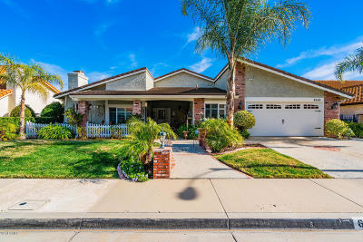 Agoura Hills Single Family Home For Sale: 6344 Kerryhill Court