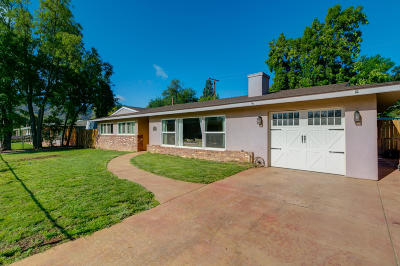 Ojai Single Family Home For Sale: 12221 Topa Lane