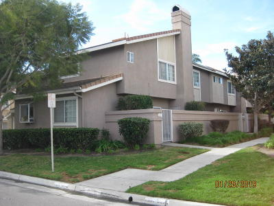 Oxnard Single Family Home Active Under Contract: 5309 Columbus Place