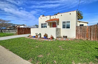 Ventura Single Family Home For Sale: 205 E Barnett Street