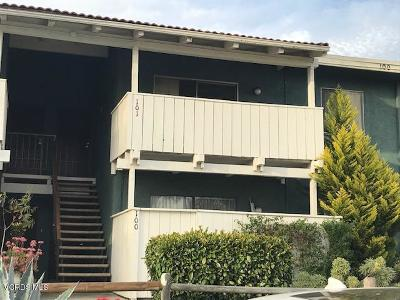 Ventura Condo/Townhouse Active Under Contract: 1300 Saratoga Avenue #101