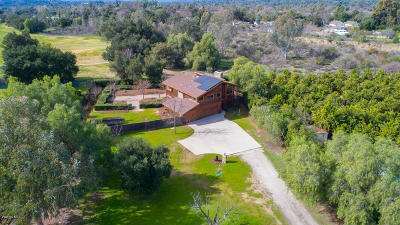 Ojai Single Family Home Active Under Contract: 231 Boardman Road