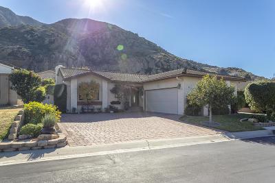 Camarillo Single Family Home Active Under Contract: 6172 Irena Avenue