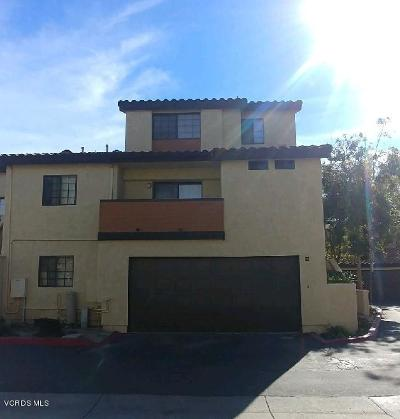 Camarillo Condo/Townhouse Active Under Contract: 1110 Via Montoya