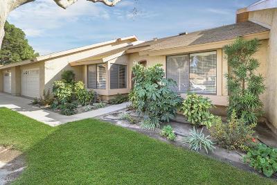Camarillo Single Family Home For Sale: 39110 Village 39
