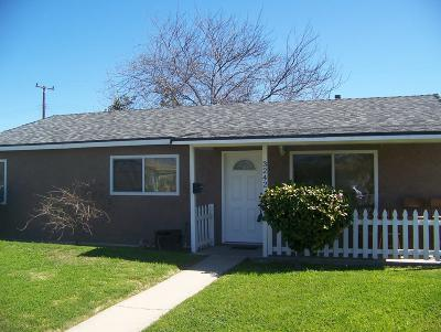 Oxnard Single Family Home For Sale: 3242 Paula Street