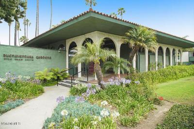 Ventura Condo/Townhouse Active Under Contract: 3700 Dean Drive #2605