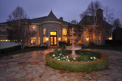 Santa Rosa (ven) Single Family Home For Sale: 2269 Applewood Lane