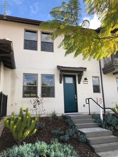 Ventura Condo/Townhouse For Sale: 10564 Sausalito Road