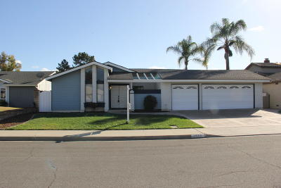 Camarillo Single Family Home For Sale: 1020 Bollin Avenue