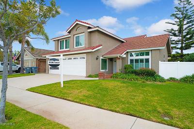 Oxnard Single Family Home For Sale: 661 Coronado Place