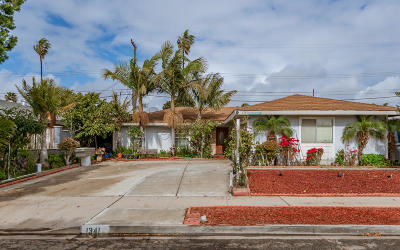 Oxnard Single Family Home For Sale: 1341 Lodgewood Way