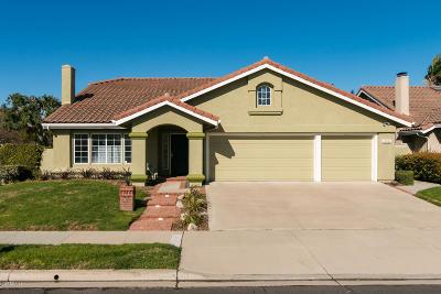 Oxnard Single Family Home For Sale: 2561 Cabrillo Way