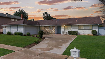 Simi Valley Single Family Home For Sale: 1025 Tuttle Avenue