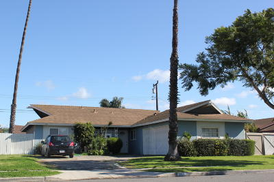 Camarillo Single Family Home Active Under Contract: 450 Graham Avenue