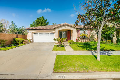 Single Family Home For Sale: 1333 Torero Drive