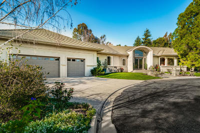 Santa Rosa (ven) Single Family Home For Sale: 10457 Summer View Circle