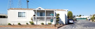 Ventura Mobile Home For Sale: 2005 Idaho Street #38