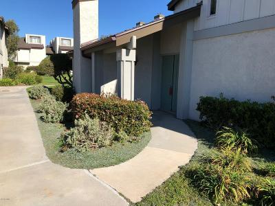 Oxnard Condo/Townhouse For Sale: 3135 Harbor Boulevard