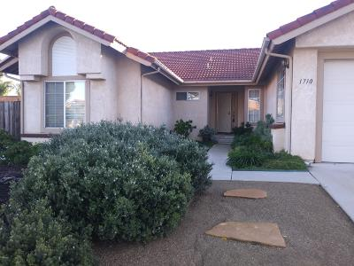Oxnard Single Family Home Active Under Contract: 1710 Natalie Place
