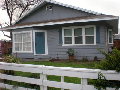 Fillmore Multi Family Home For Sale: 338 Santa Clara Street