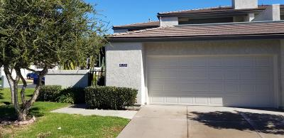 Port Hueneme Condo/Townhouse For Sale: 650 Beachport Drive #650
