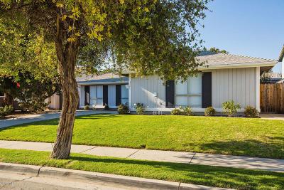 Ventura Single Family Home For Sale: 9541 El Portal Court