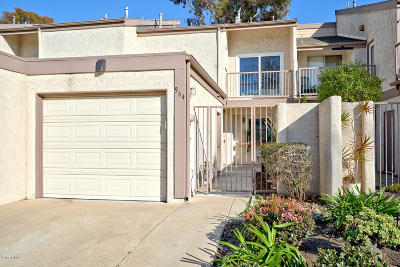 Port Hueneme Condo/Townhouse Active Under Contract: 964 Lighthouse Way
