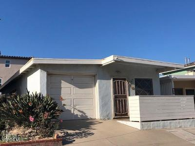 Oxnard Rental For Rent: 109 Los Feliz Street