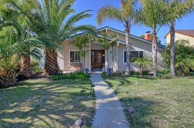 Oxnard Single Family Home For Sale: 1241 Camelot Way