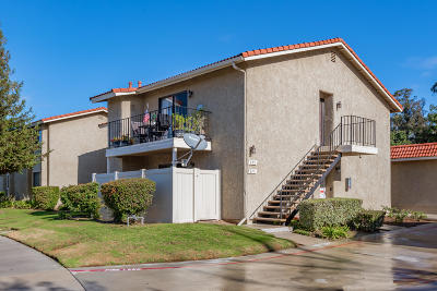 Santa Paula Condo/Townhouse Active Under Contract: 213 Atmore Drive