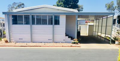 Ventura Mobile Home For Sale: 64 Pansy Place