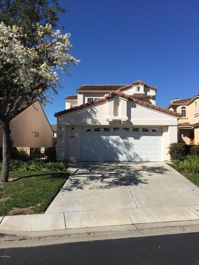 Oxnard Single Family Home For Sale: 2241 Eastridge Trail