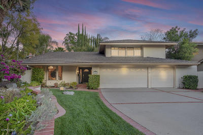 Westlake Village Single Family Home For Sale: 1252 Bucksmoore Court