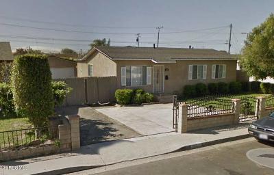 Oxnard Rental For Rent: 252 Smith Street