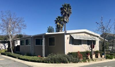 Ventura County Mobile Home For Sale: 950 Woodland Avenue #30