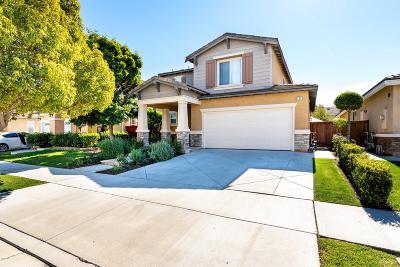 Oxnard Single Family Home Active Under Contract: 526 Morado Place