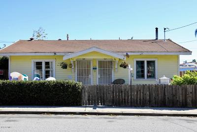 Ventura Multi Family Home For Sale: 44 Hurst Avenue
