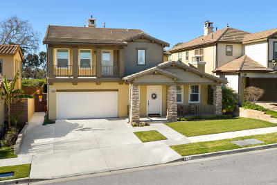 Ventura Single Family Home For Sale: 545 Chesapeake Place