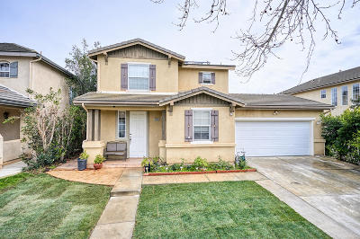 Oxnard Single Family Home For Sale: 1614 Nadador Place
